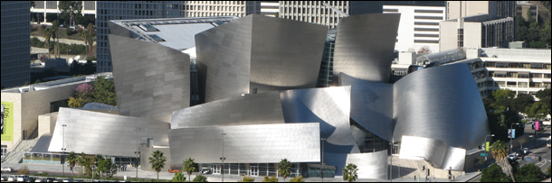 Walt Disney Concert Hall failure